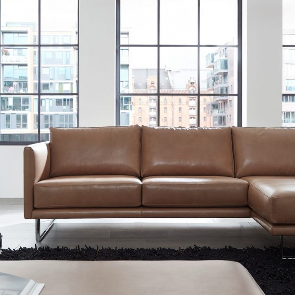 Sofa Bodennah oc oliver conrad wohnwelten design modern sofa polster made in germany