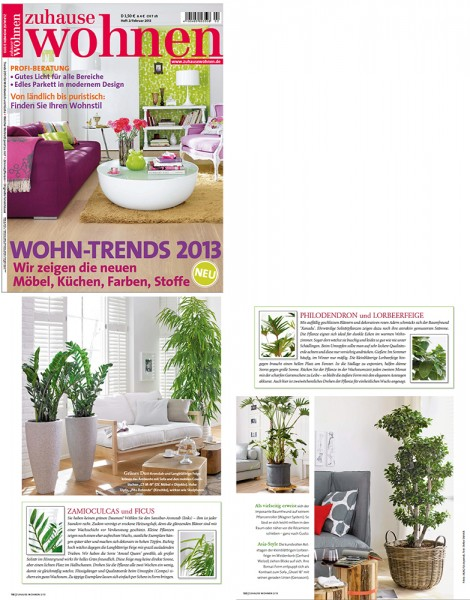 Zuhause wohnen edition 2/February 2013