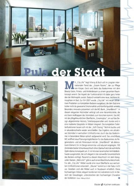BÄDER & KÜCHEN EXKLUSIV - special edition 02/07