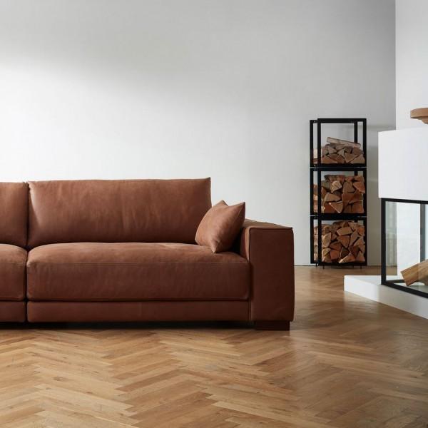 Oc oliver conrad wohnwelten design modern sofa couch for Sitzlandschaft sofa