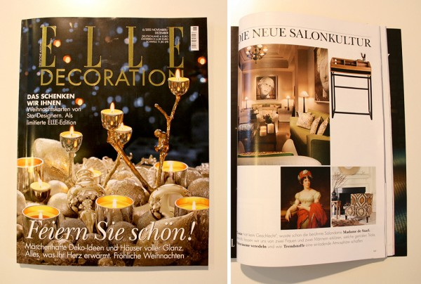 Elle Decoration 6/2012