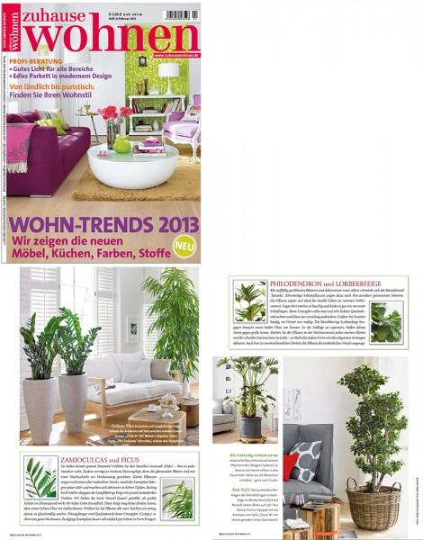 Zuhause wohnen Heft 2/Februar 2013