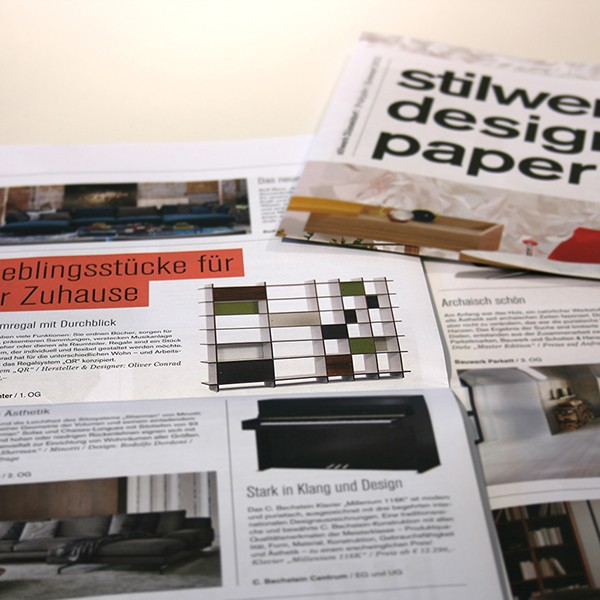 Stilwerk Designpaper Frühjahr/Sommer 2013